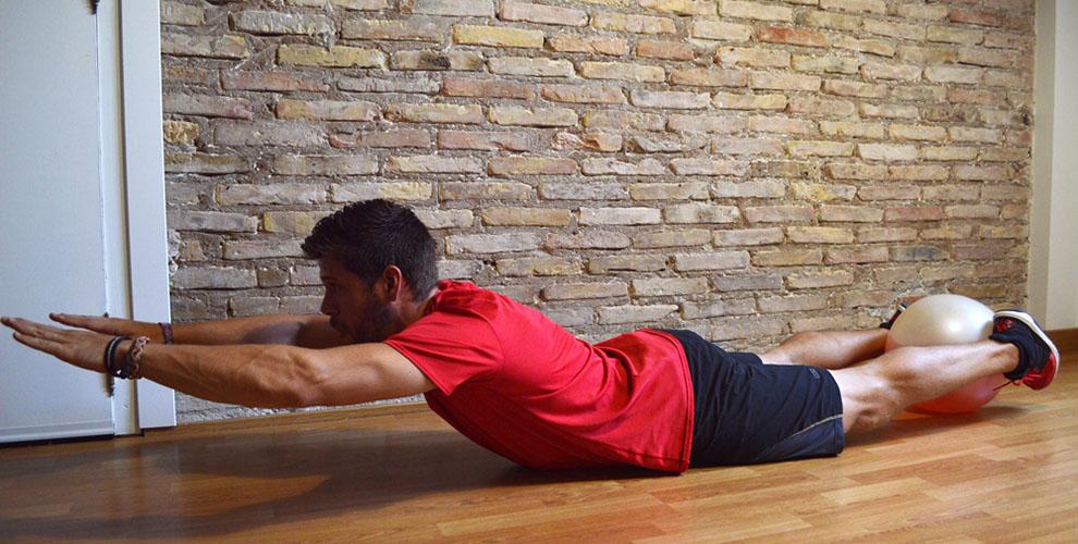 entrenamiento funcional con fluiball 3