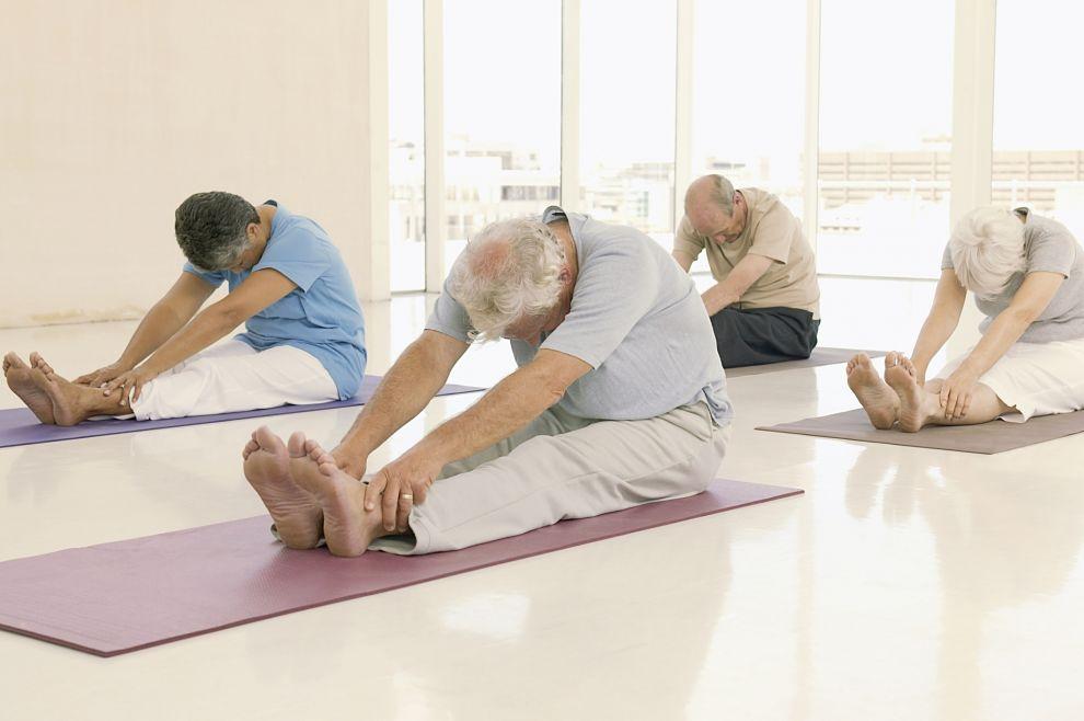 cómo mejorar la flexibilidad estiramientos