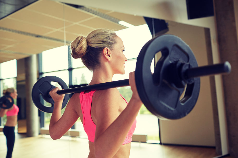 rutina de ejercicios para mujeres multiarticulares