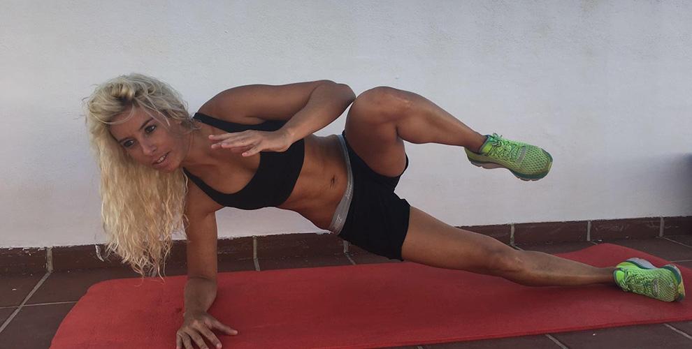 entrenamiento de abdomen abdominales