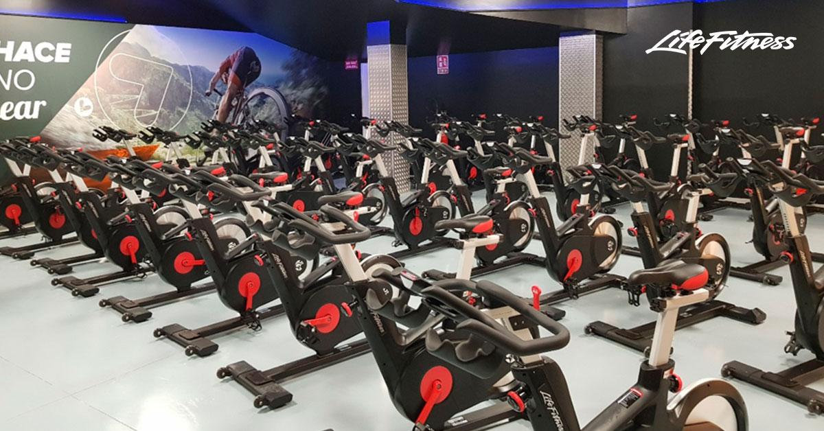 El ciclo indoor, el éxito de la expansión de los gimnasios Viva Gym | Life Fitness Iberia