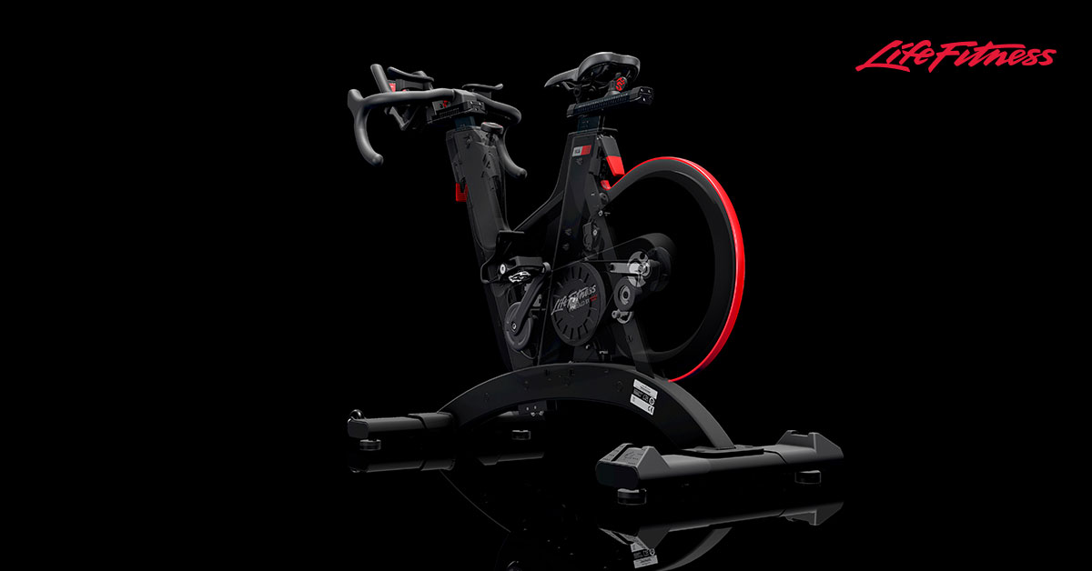 IC8 Power Trainer tu bicicleta perfecta para tus sesiones de ciclo indoor | Life Fitness Iberia
